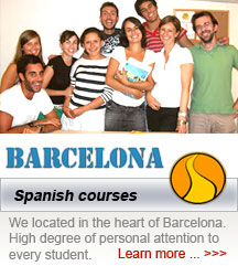 Spanish courses in Barcelona