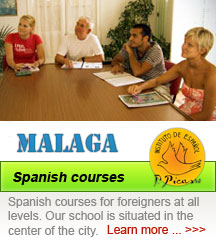 Spanish courses in Malaga